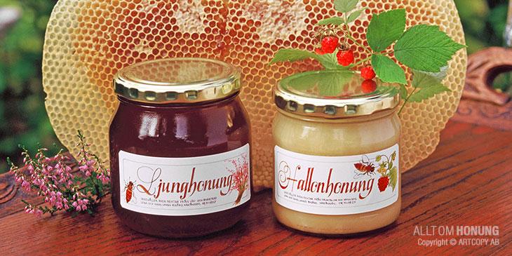 Honung – fast eller flytande
