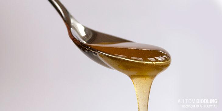 Honungens konsistens