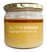 Skiktad honung